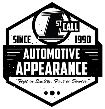 1st call automotive appearance logo